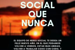 Por un 2021 más social que nunca